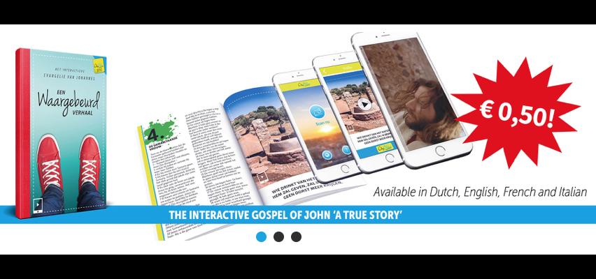 Interactief Johannes Evangelie