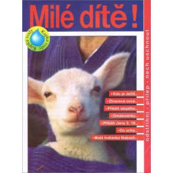 Tsjechisch, Kindermagazine, Hij houdt van je