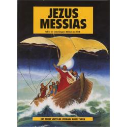 Nederlands, Kinderstripbijbel, Jezus Messias, Willem de Vink