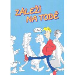 Brochure met Bijbelgedeelten, Tsjechisch