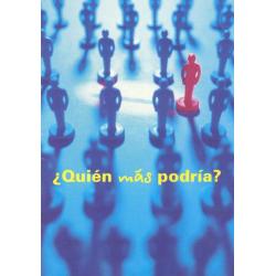 Brochure met Bijbelgedeelten, Spaans