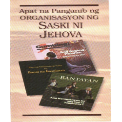 Tractaat over Jehova's getuige, Tagalog