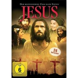 Russisch, DVD, Het leven van Jezus, Meertalig