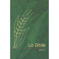 Frans, Bijbel, Semeur, Groot formaat met grote letter, Harde kaft.