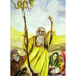 Hongaars, Kinderboekje, Mozes de knecht des Heeren, M. Waterman.