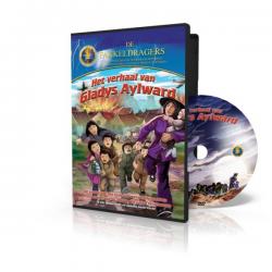 Spaans, Kinder DVD, Het verhaal van Gladys Aylward