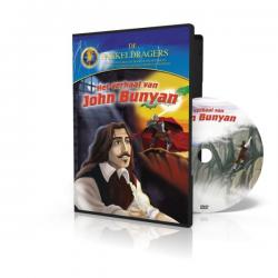 Kinder DVD, Het verhaal van John Bunyan, Meertalig