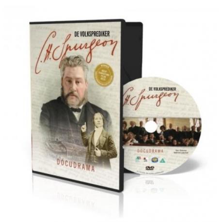 DVD, Spurgeon de volksprediker, Meertalig