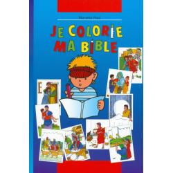 Frans, Kinderbijbel, Kleurbijbel, M. Paul