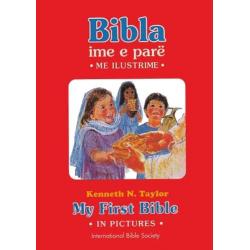 Albanees, Kinderbijbel, Mijn eerste Bijbel, K.N. Taylor, Meertalig