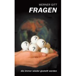 Duits, Boek, Vragen die steeds weer gesteld worden, Werner Gitt.