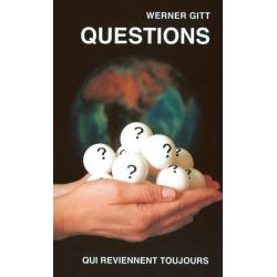 Frans, Boek, Vragen die steeds weer gesteld worden,  Werner Gitt