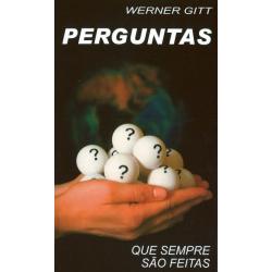 Portugees, Boek, Vragen die steeds weer gesteld worden, Werner Gitt