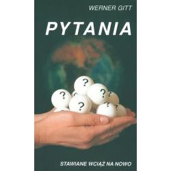 Pools, Boek, Vragen die steeds weer gesteld worden, Werner Gitt