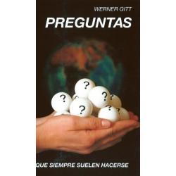Spaans, Boek, Vragen die steeds weer gesteld worden, Werner Gitt