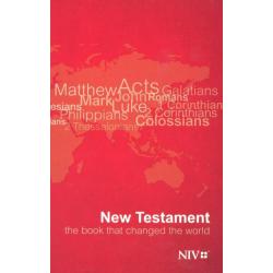 Nieuwe Testament, Engels