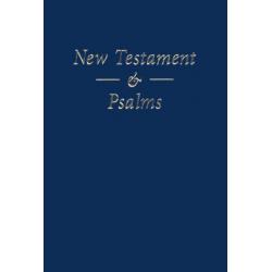 Engels, Bijbelgedeelte, Nieuw Testament en het Bijbelboek de Psalmen, Paperback