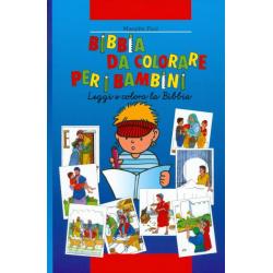 Oekraïns, Kinderbijbel, Kleurbijbel, M. Paul
