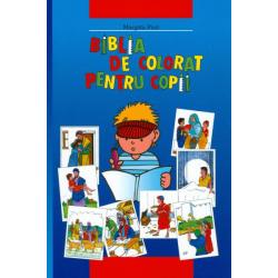 Roemeens, Kinderbijbel, Kleurbijbel, M. Paul