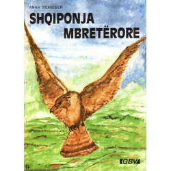 Albanees, Kinderbrochure, Koningsadelaar, Anna Schieber