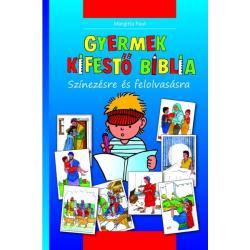 Hongaars, Kinderbijbel, Kleurbijbel, M. Paul