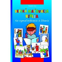 Slowaaks, Kinderbijbel, Kleurbijbel, M. Paul