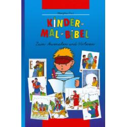 Duits, Kinderbijbel, Kleurbijbel, M. Paul