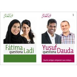 Portugees, Traktaat, Yusuf vraagt Dauda - Fatima vraagt Ladi,  Dr. Andreas Maurer
