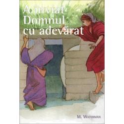 Roemeens, Kinderboek, De Heer is waarlijk opgestaan, M. Waterman