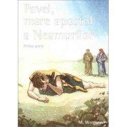 Roemeens, Kinderboek, Paulus - de grote heidenapostel, M. Waterman