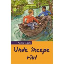 Roemeens, Kinderboek, Als de vloed begint, Patricia St. John