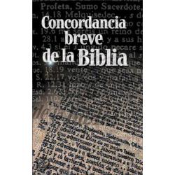 Spaans, Bijbelstudie, Concordantie