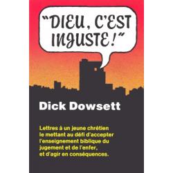 Frans, Boek, God - dat is niet eerlijk!, Dick Dowsett