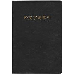 Chinees (modern), Bijbelstudie, Concordantie
