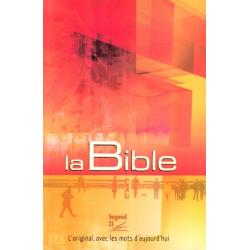 Frans, Bijbel, Louis Segond 21, Klein formaat, Paperback