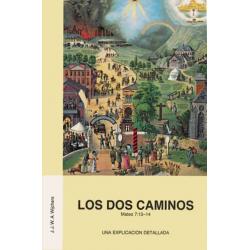 Spaans, Boek, Twee wegen, Wijchers