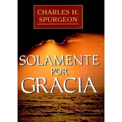 Spaans, Boek, Alles uit genade, C.H. Spurgeon