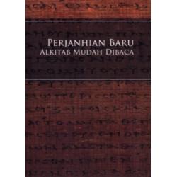 Indonesisch, Bijbelgedeelte, Nieuw Testament, (VMD)Groot formaat, Paperback
