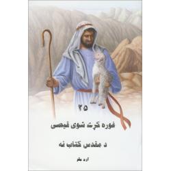 Pashtoe, Kinderbijbel, 25 Bijbelverhalen, Ura Miller