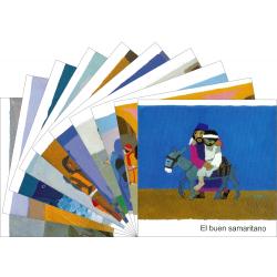 Spaans, Kinderboekje, Wat de Bijbel ons vertelt, Kees de Kort