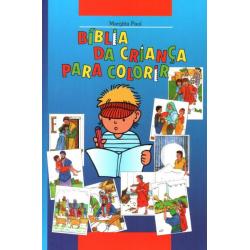 Kinderbijbel met kleurplaten, Portugees