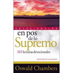 Spaans, Bijbels dagboek, Geheel voor Hem, Oswald Chambers