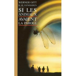 Frans, Boek, Als dieren konden praten..., Werner Gitt.