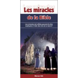 Frans, Traktaat, Wonderen van de Bijbel, Werner Gitt