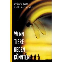 Duits, Boek, Als dieren konden praten..., Werner Gitt