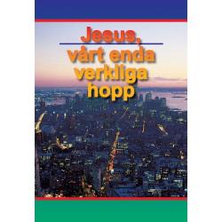 Zweeds, Brochure, Jezus - onze enige kans, M. Paul