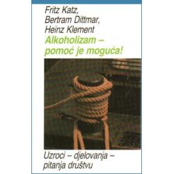 Kroatisch, Boek, Alcoholisme - hulp is mogelijk, F. Katz / B. Dittmar / H. Klement.