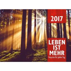Duits, Kalender, Leven is meer, 2017