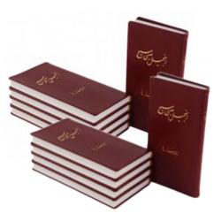 Farsi/Perzisch, Bijbelgedeelte, Nieuw Testament, NMV, Smal formaat, Stevige kaft.