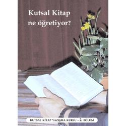 Turks, Bijbelstudie, Wat de Bijbel leert, William MacDonald, Meertalig